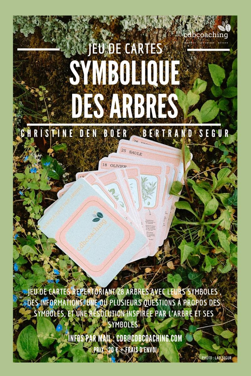 Flyer cartes arbres